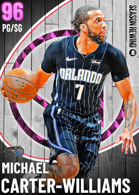 96 Michael Carter-Williams   undefined