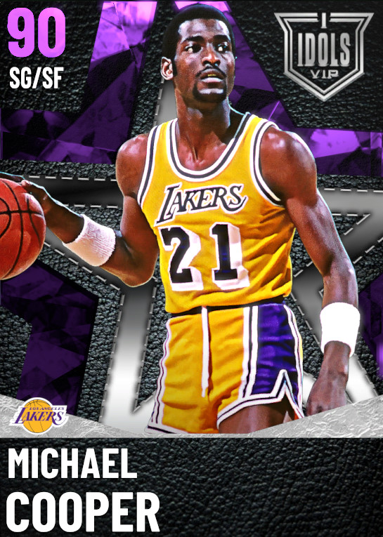90 Michael Cooper | undefined