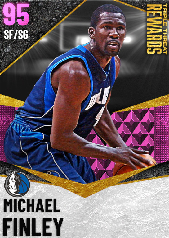 95 Michael Finley | undefined