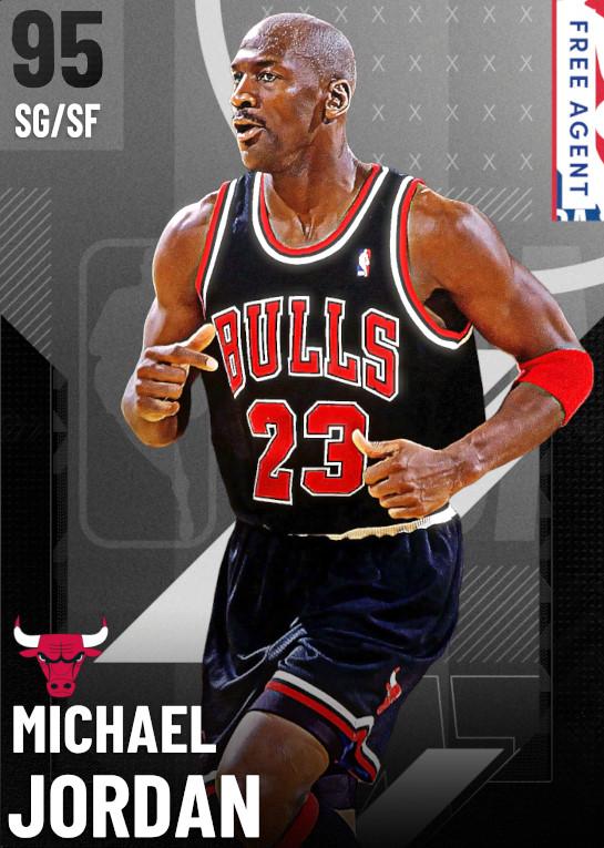 95 Michael Jordan   undefined