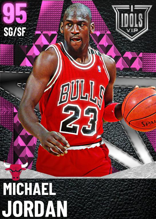95 Michael Jordan | undefined