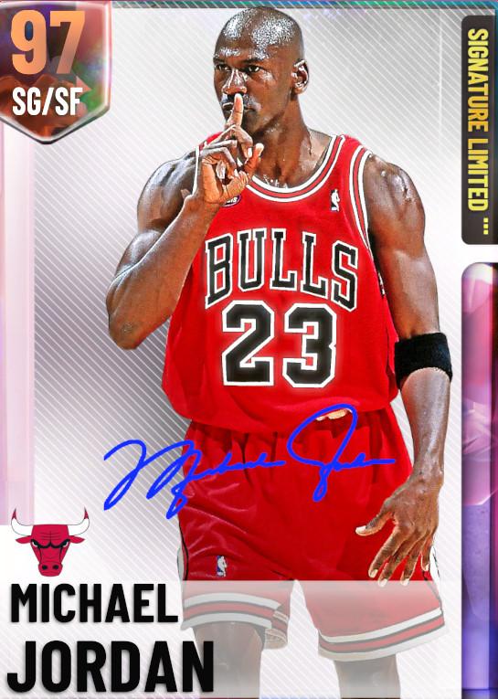 97 Michael Jordan | undefined