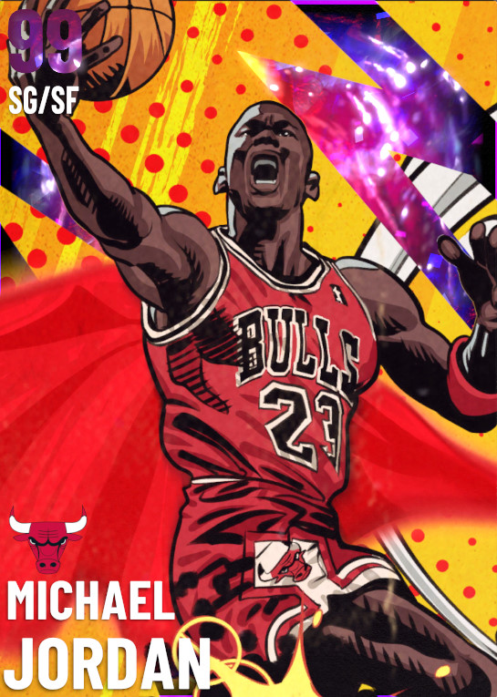 99_Michael Jordan_Golden Age