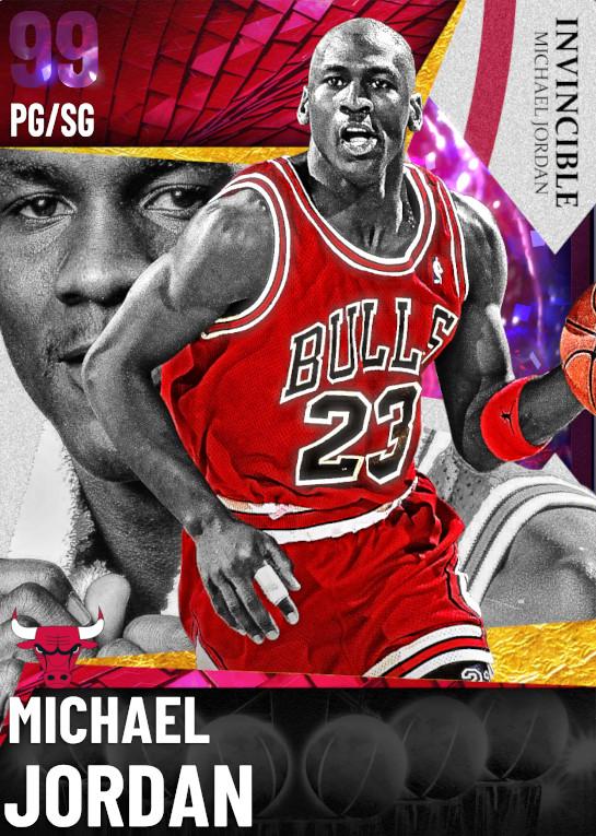 99 Michael Jordan | Invincible