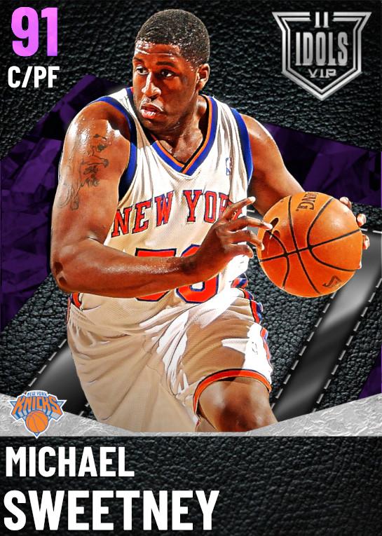 91 Michael Sweetney   undefined