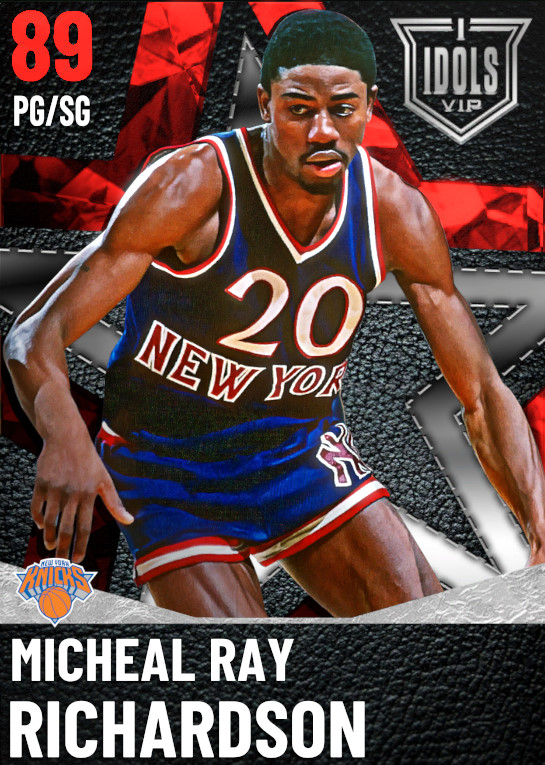 89 Micheal Ray Richardson | undefined