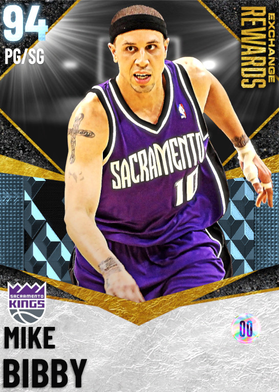 94 Mike Bibby | undefined