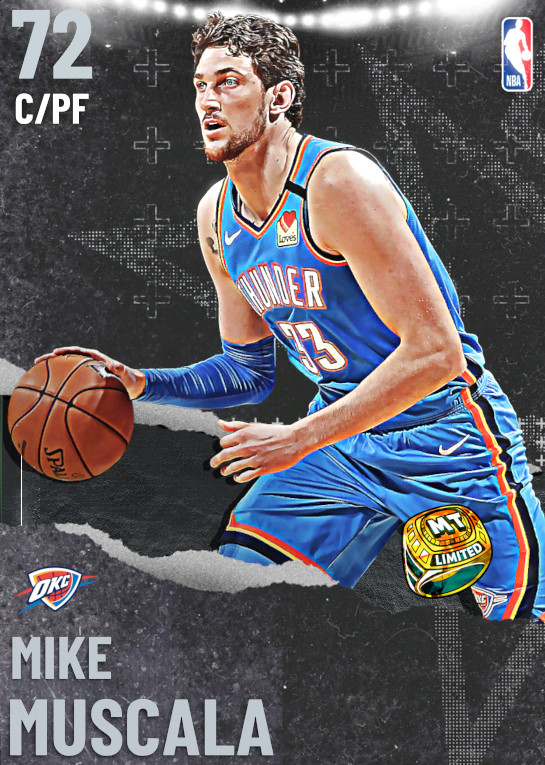 72 Mike Muscala | undefined