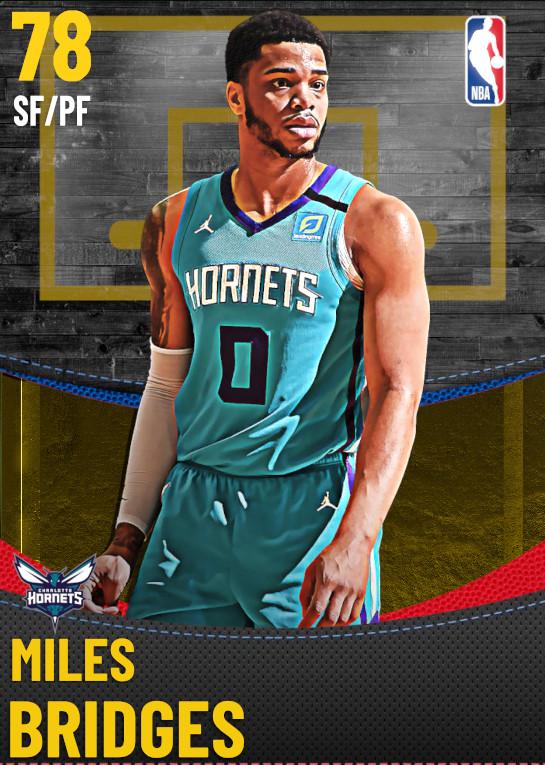 78 Miles Bridges | Charlotte Hornets
