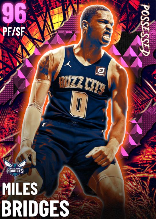 PD Miles Bridges (96)