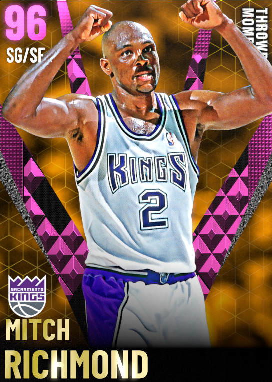 96 Mitch Richmond | undefined