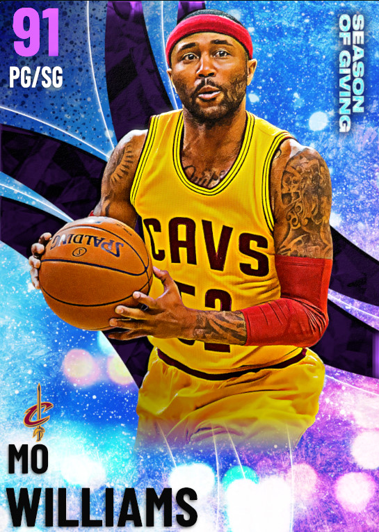 91 Mo Williams | undefined