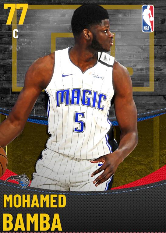 77 Mohamed Bamba | Orlando Magic