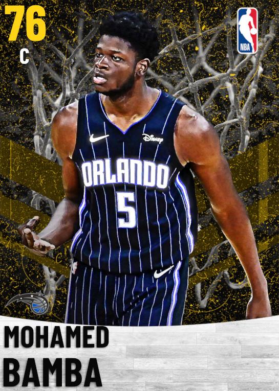 76 Mohamed Bamba   Orlando Magic