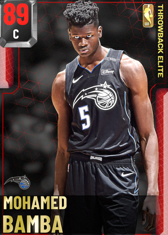 89 Mohamed Bamba | undefined