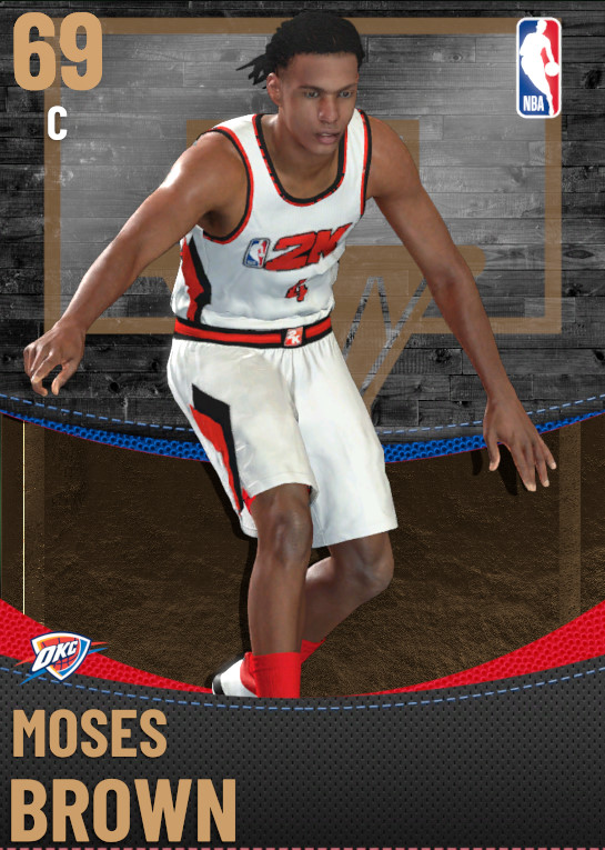 69 Moses Brown | undefined