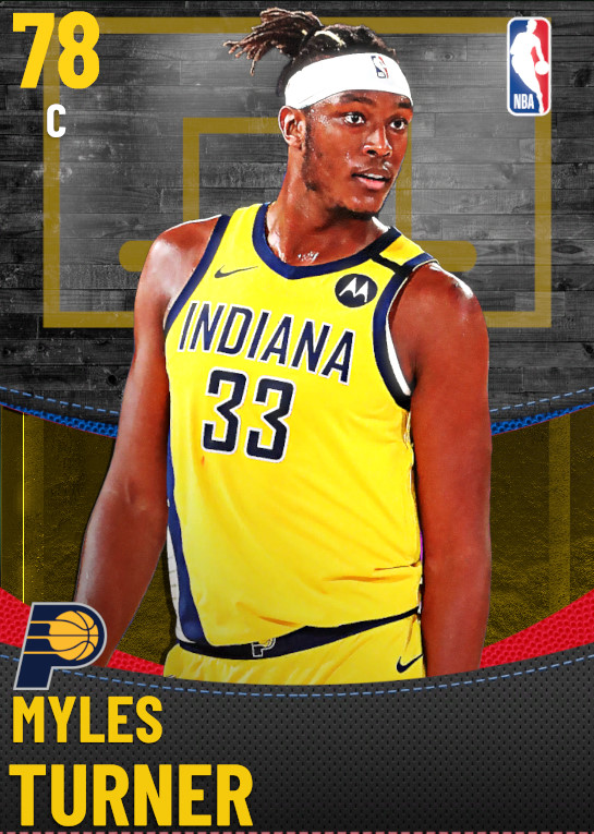 78 Myles Turner | Indiana Pacers