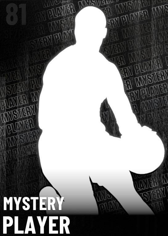 0 OVR   Myster Player