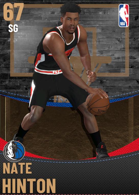 67 Nate Hinton | Dallas Mavericks