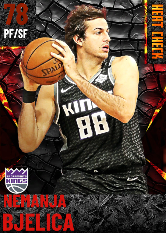 78 Nemanja Bjelica | Sacramento Kings