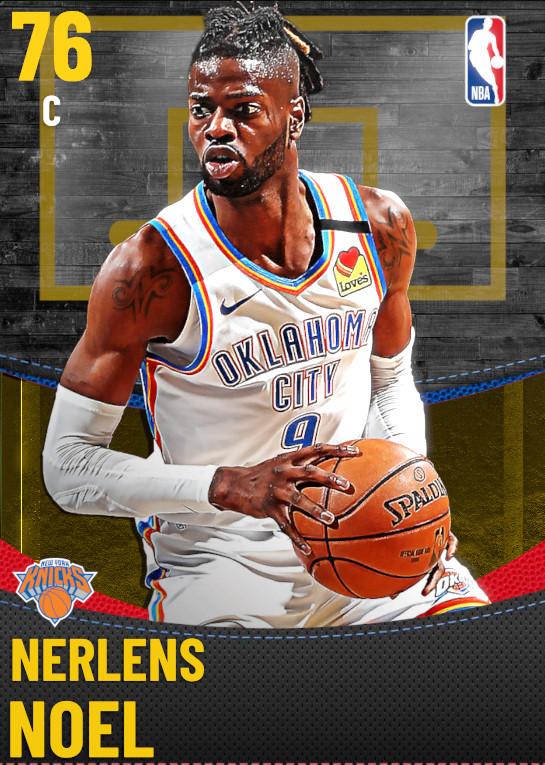 76 Nerlens Noel | New York Knicks