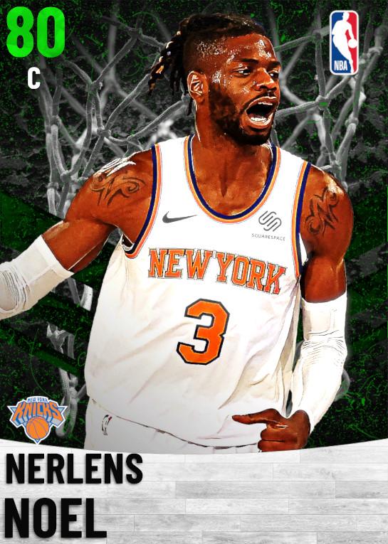 80 Nerlens Noel   New York Knicks