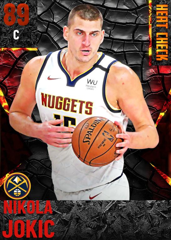 89 Nikola Jokic | Denver Nuggets