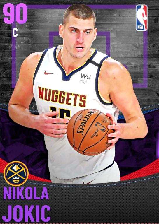 90 Nikola Jokic | Denver Nuggets