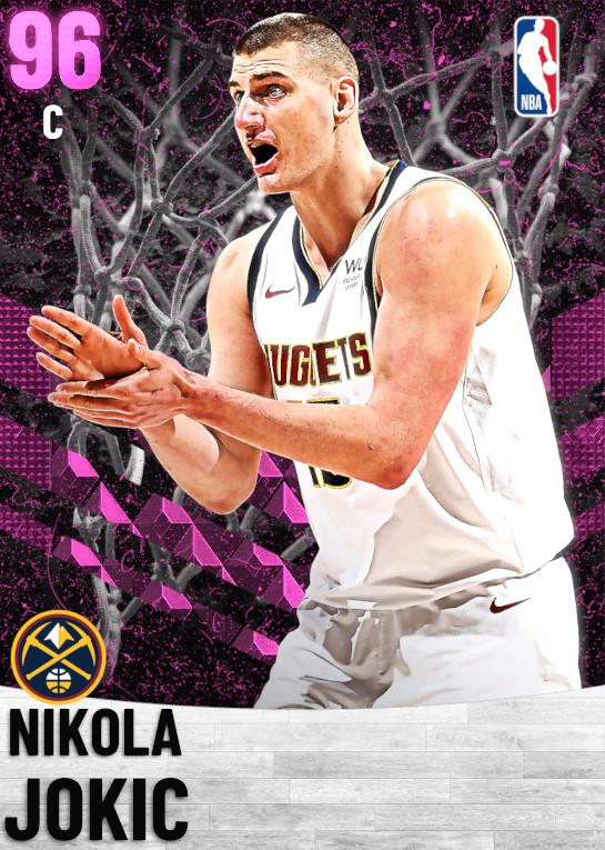 96 Nikola Jokic   Denver Nuggets