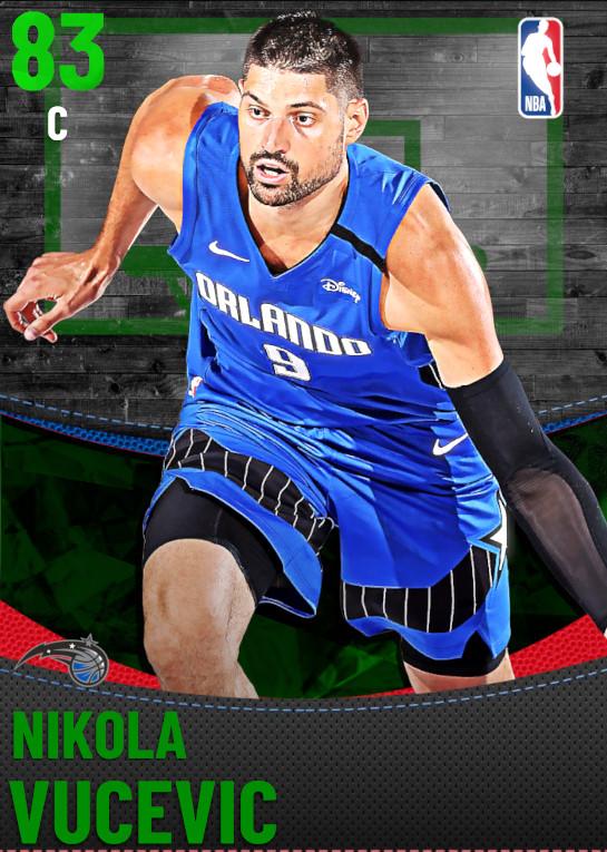 83 Nikola Vucevic | Orlando Magic