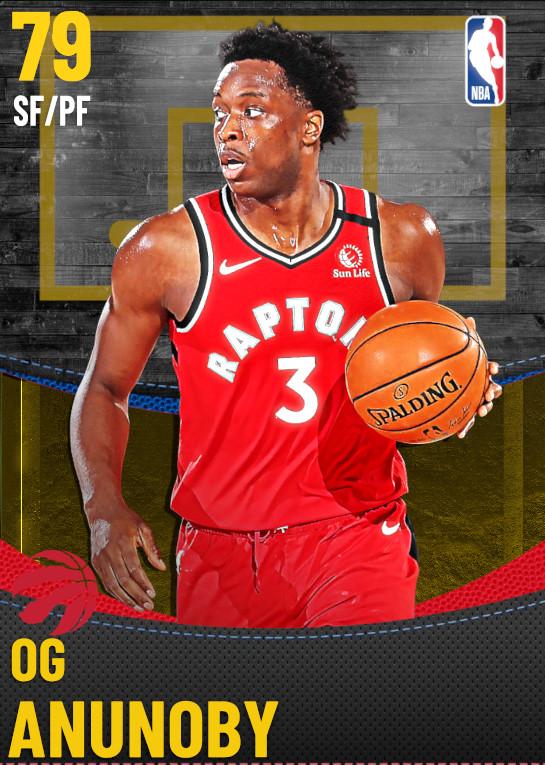 79 OG Anunoby | Toronto Raptors