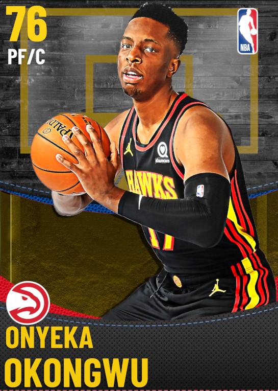 76 Onyeka Okongwu | Atlanta Hawks