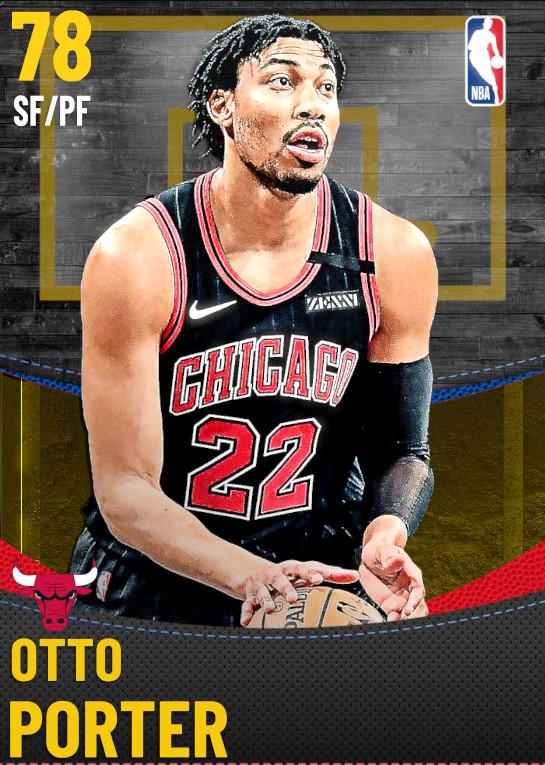 78 Otto Porter | Chicago Bulls