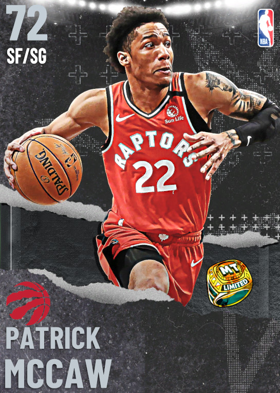 72 Patrick McCaw   undefined