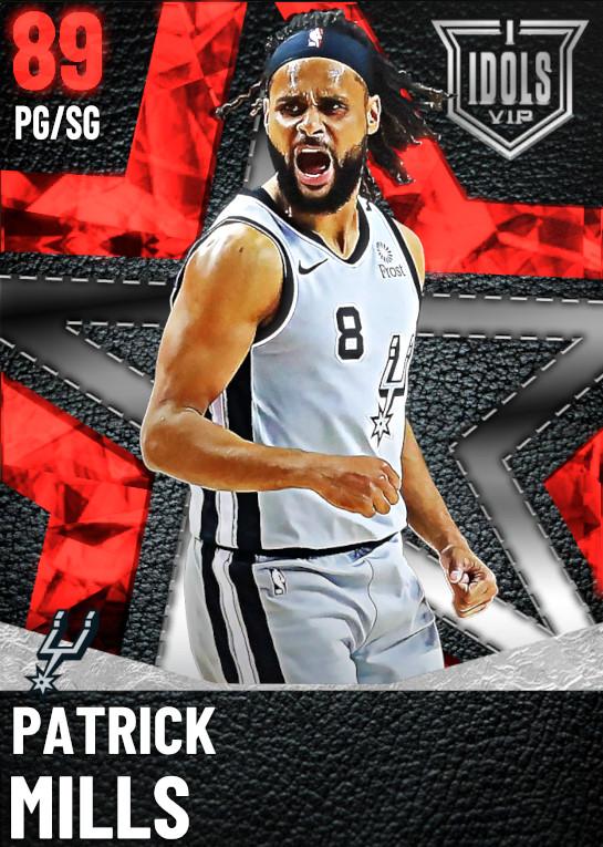 89 Patrick Mills | undefined
