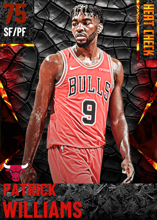 75 Patrick Williams | Chicago Bulls