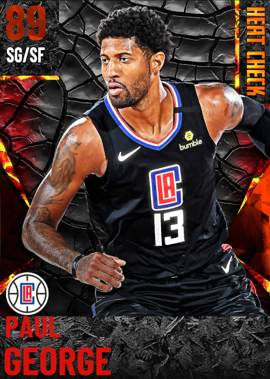 89 Paul George | Los Angeles Clippers