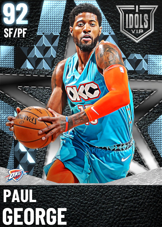 92 Paul George | undefined