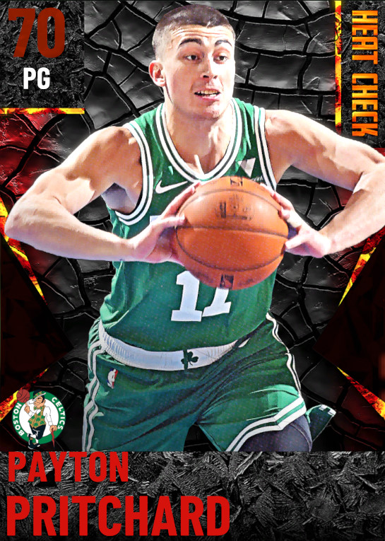 70 Payton Pritchard | Boston Celtics