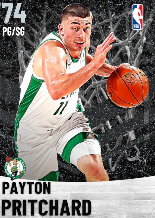 74 Payton Pritchard   Boston Celtics