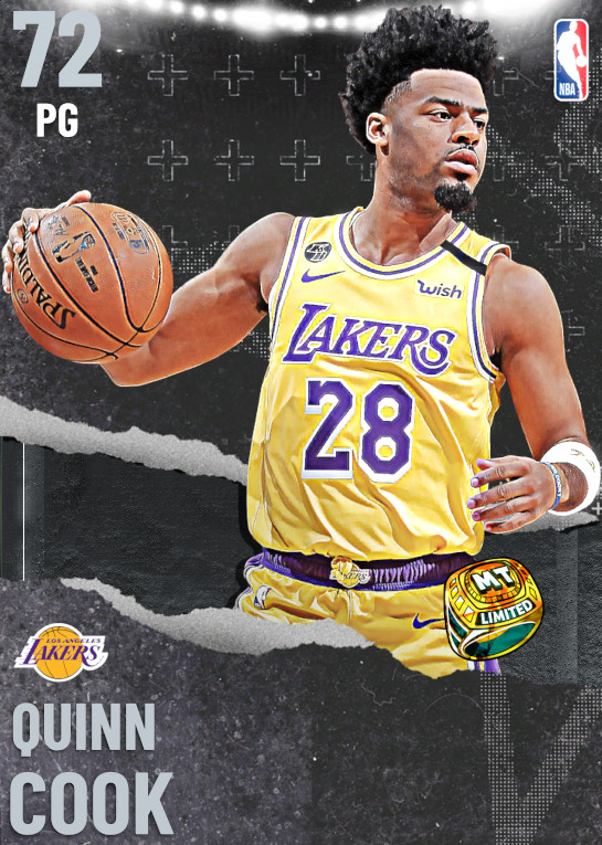 72 Quinn Cook | undefined