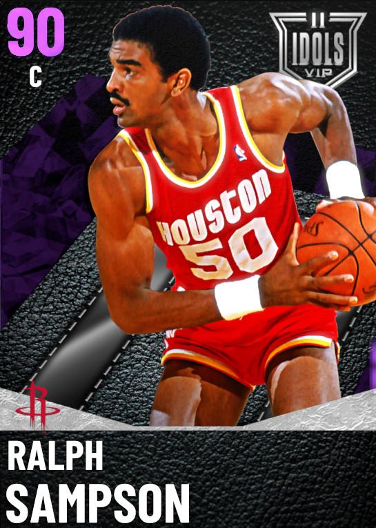 90 Ralph Sampson   undefined