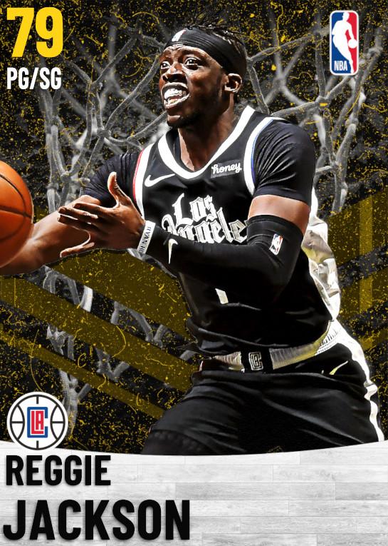 79 Reggie Jackson   Los Angeles Clippers