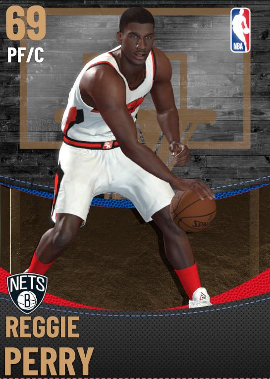 69 Reggie Perry | Brooklyn Nets
