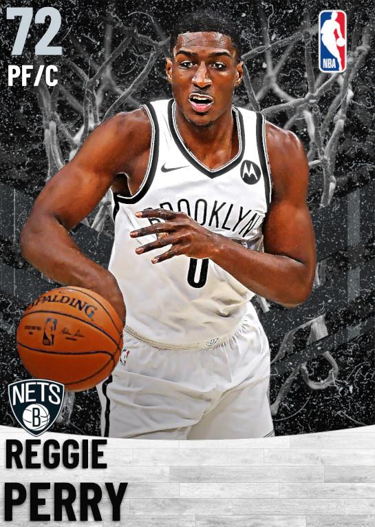 72 Reggie Perry   Brooklyn Nets