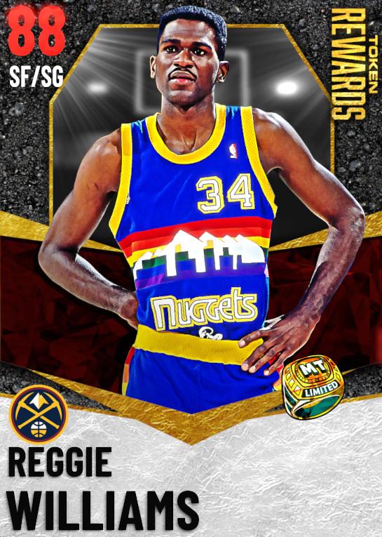 88 Reggie Williams | undefined