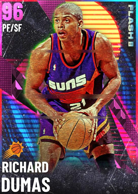 96 Richard Dumas | Flash 8