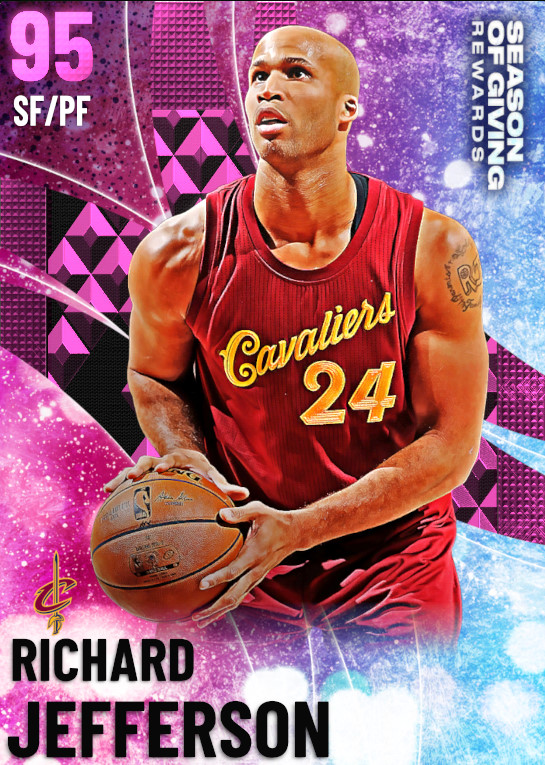 95 Richard Jefferson | undefined