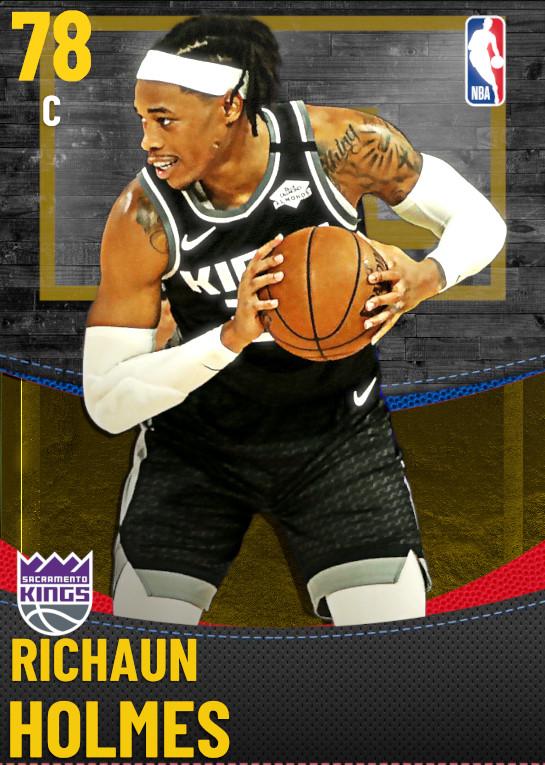 78 Richaun Holmes | Sacramento Kings