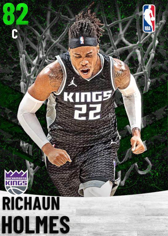 82 Richaun Holmes   Sacramento Kings